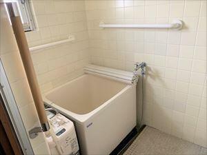 【浴室】西三田団地7街区3号棟