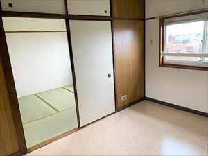 【和室】西三田団地7街区3号棟