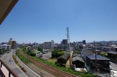 【展望】ライオンズマンション徳島富田橋