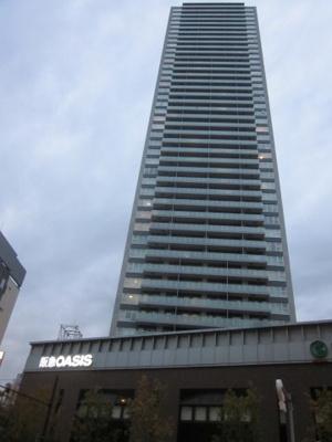 天神橋筋六丁目駅直結 44階建タワーマンション!