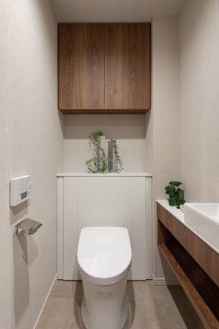 三軒茶屋シティハウス:ウォシュレット機能付きタンクレストイレです!