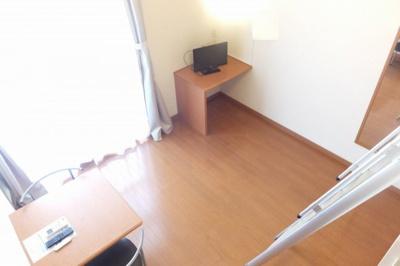 家具家電付きのお部屋です。