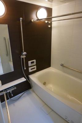 【浴室】グランドメゾン西九条BIO