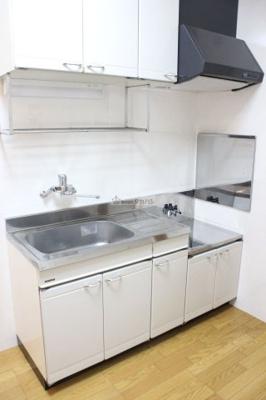 【キッチン】アトリア B