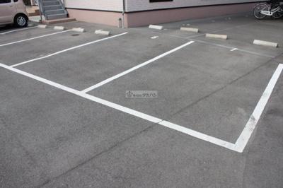 【駐車場】アトリア B