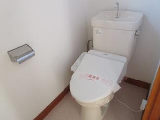 【トイレ】セキュリティハウストレンド