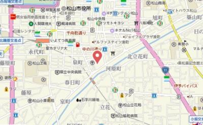 【地図】サンシャイン柳井