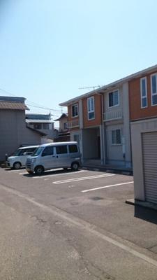 【駐車場】ガーデン西垣生・