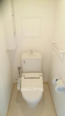 【トイレ】ガーデン西垣生・