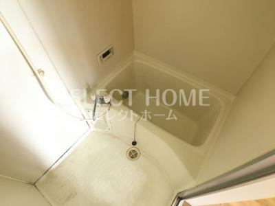 【浴室】本間借家