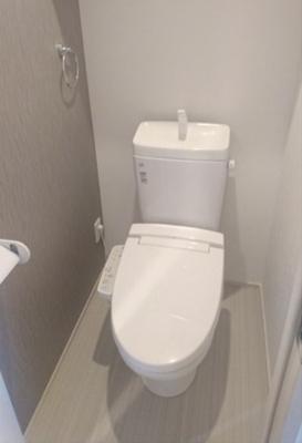 【トイレ】グランサムハウス王子神谷