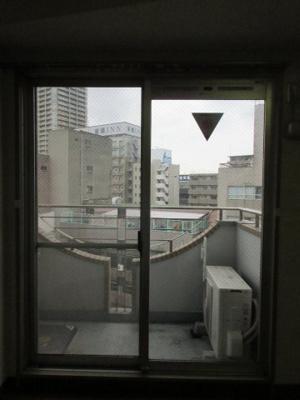 【バルコニー】ロータリー天神橋