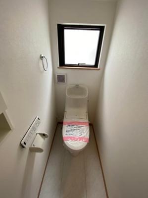 【トイレ】船橋市新高根4丁目 新築戸建