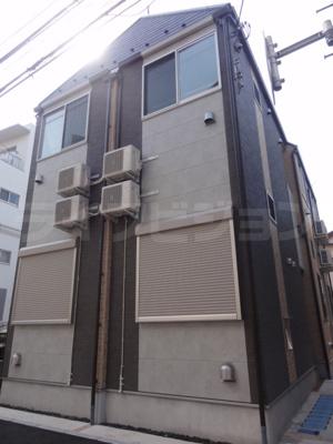【外観】ハーモニーテラス北新宿