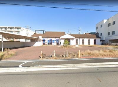 【外観】岸和田市下野町 店舗/倉庫/事務所 約74坪 駐車スペースあり