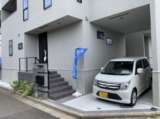 電気自動車(EV,PHEV)充電用電源スイッチ付となっております。