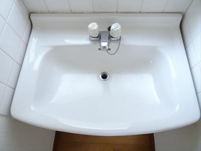 【洗面所】ライフニシノ