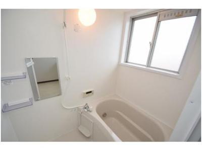 【浴室】西町ハイツ