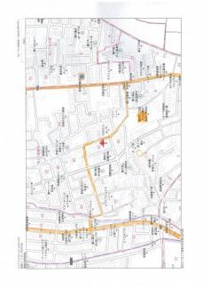 【地図】兵庫塚3丁目