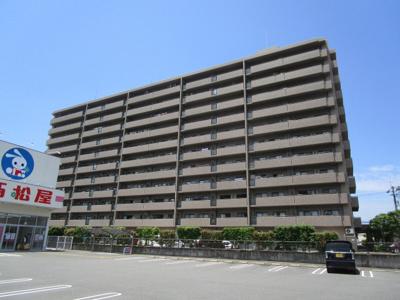 高知市中古分譲マンション サーパス神田公園 10階 3LDK