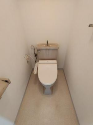 【トイレ】ガーデンシティ長田