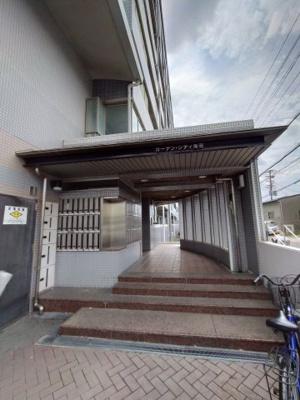【エントランス】ガーデンシティ長田