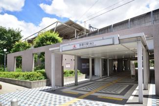900m 多摩川駅