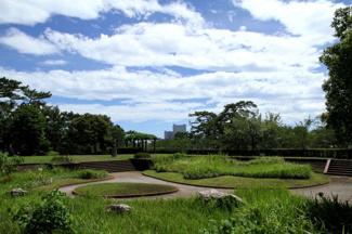950m 多摩川台公園、パワースポットです!