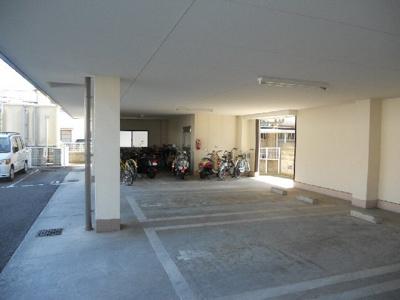 【駐車場】明山