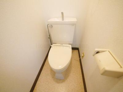 【トイレ】ゼフィルス花の木