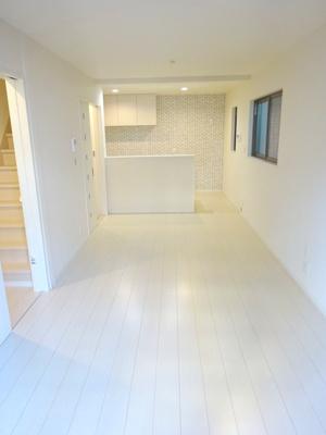 【施工例】温水洗浄便座が標準仕様ですので、快適にお使いいただけます。
