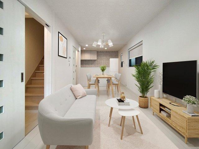大阪メトロ「朝潮橋」徒歩8分 有効面積約41.47平米 (約12.54坪)