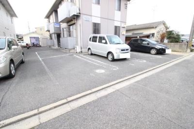 【駐車場】ミューゼフルール・ルノール