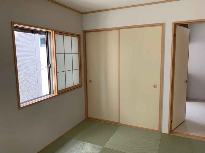 【和室】小野市本町1丁目新築 1号地