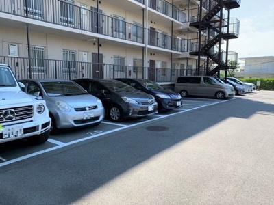 【駐車場】舞子スカイハイツ