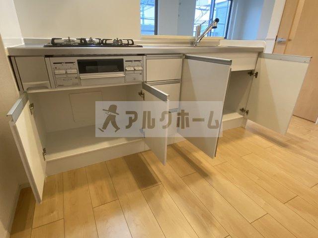 サウスコート1(柏原市安堂町) キッチン