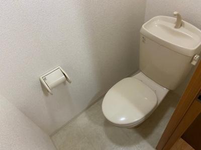 コンパクトで使いやすいトイレです 【COCO SMILE ココスマイル】