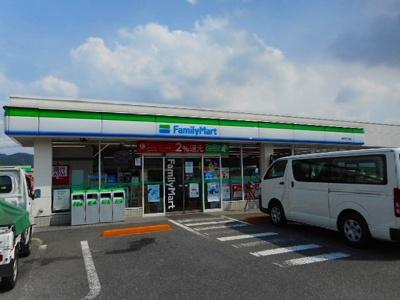 ファミリーマート神辺川南店まで350m