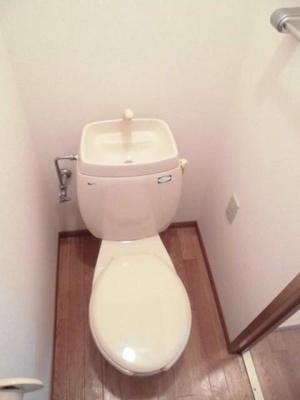 【トイレ】ニューシティハピネスB