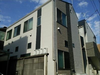 【外観】ハーモニーテラス若松町Ⅱ