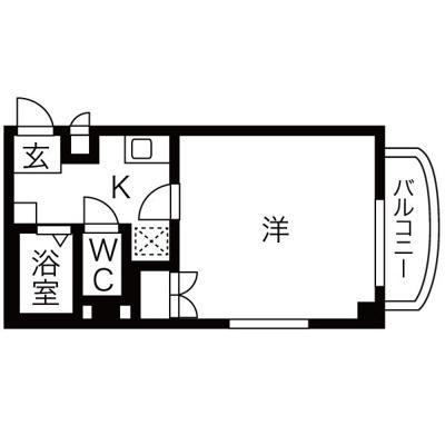 【外観】パークサイド庄内緑地