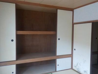 【収納】マンション雑賀屋
