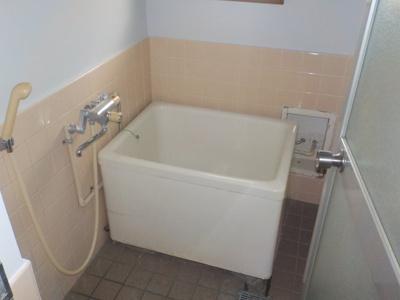 【浴室】マンション雑賀屋