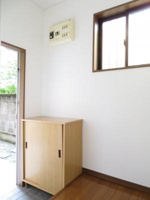 【玄関】ピーチフレグランス