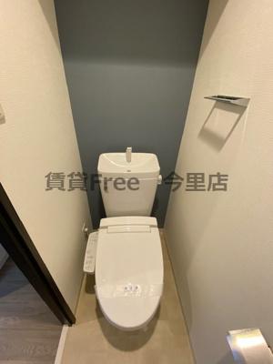 【トイレ】ファーストフィオーレ天王寺空堀町 仲介手数料無料