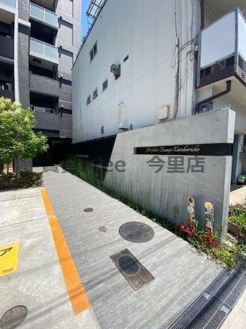【エントランス】ファーストフィオーレ天王寺空堀町 仲介手数料無料
