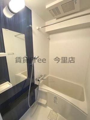 【浴室】ファーストフィオーレ天王寺空堀町 仲介手数料無料