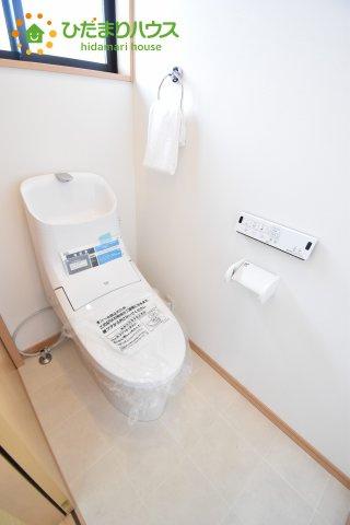 【トイレ】行田市持田 中古一戸建て