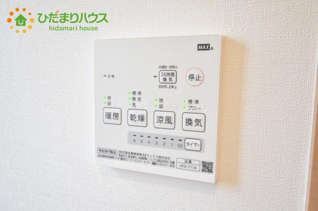 【設備】行田市持田 中古一戸建て