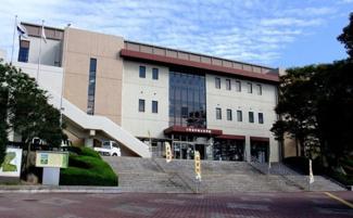 大野城総合体育館まで1607mです。